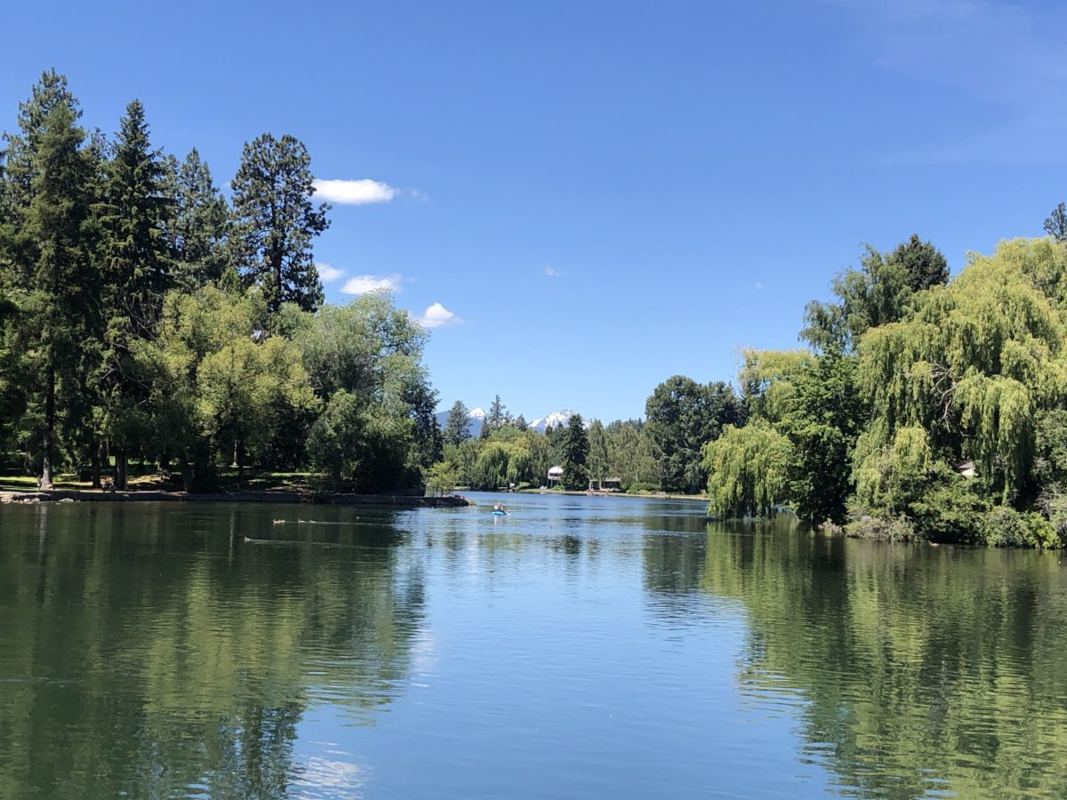 Riverfront in Bend, OR